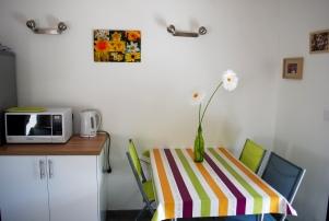 Mas Etourneau Prades Table de Cuisine